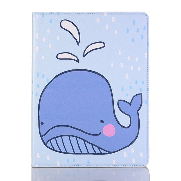 Designer Anti-slip for Ipad Air Cover with Kickstand and Flip Popular Embossed Cartoon Protective Cover for Ipad Mini Cover with Credit Card