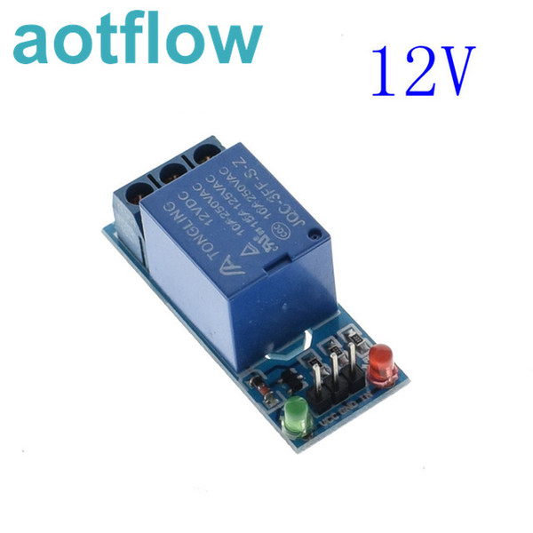 12V 1 channel relay