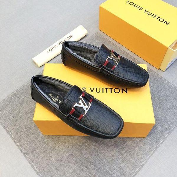 A7 Hot Sale Men Microfiber Leather Sewing Boots Male Black Mens Shoes Zapatos De Hombre 38-45