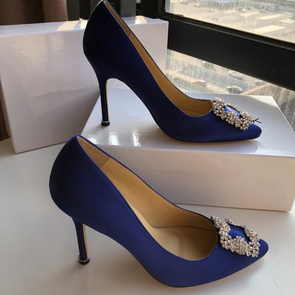 Sıcak Satış Marka Glitter Kırmızı Alt ayakkabı Kadınlar Lüks Kırmızı Sole ayakkabı Sequins topuklu Parti Düğün Ayakkabı Sivri Burun yc19031302
