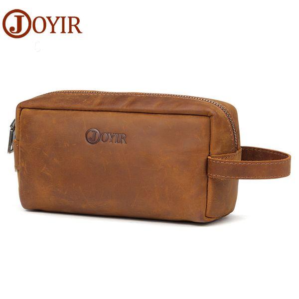Fashion Genuine Leather Men Business Clutch Bags Phone Case Cigarette Pouch Long Male Handy european purses for wallets wholesale Sale Best
