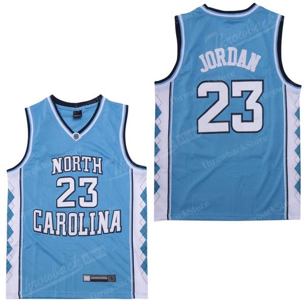 Carolina do Norte 23 / Azul Claro