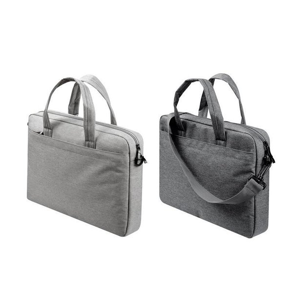 Laptop Briefcase Business Single Shoulder Bag 13 15 15.6 Inch Handbag For Office Laptop Briefcases Messenger Bag Women Male Bags Y19062105