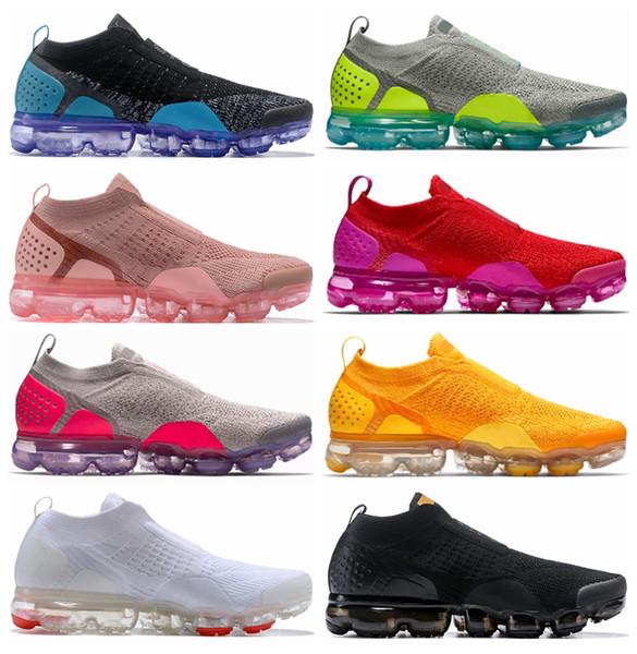 2019 Yeni Moc 2 Lab Kısaltma Ortak 2.0 FK Erkekler Koşu Ayakkabıları Mens Eğitmenler Sneakers Moda Tasarımcısı Marka Spor Chaussures ABD 5-11