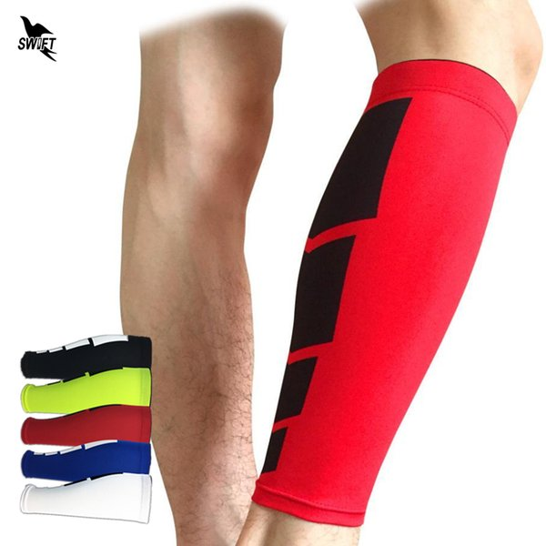 1 PC Base Layer Compression Leg Sleeve Shin Guard Men Women Cycling Leg Warmers Running Football Basketball Sports Calf Support