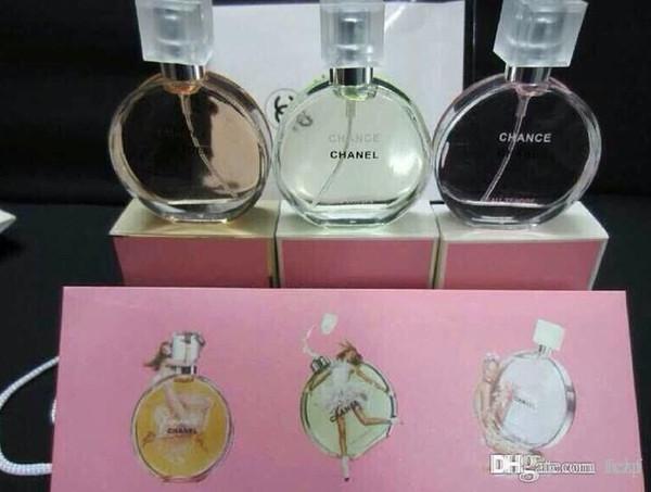20 Sets von Parfums zur Auswahl! Kostenloser Versand! Parfüm-Set 3-teilig Herrenduft Damenduft