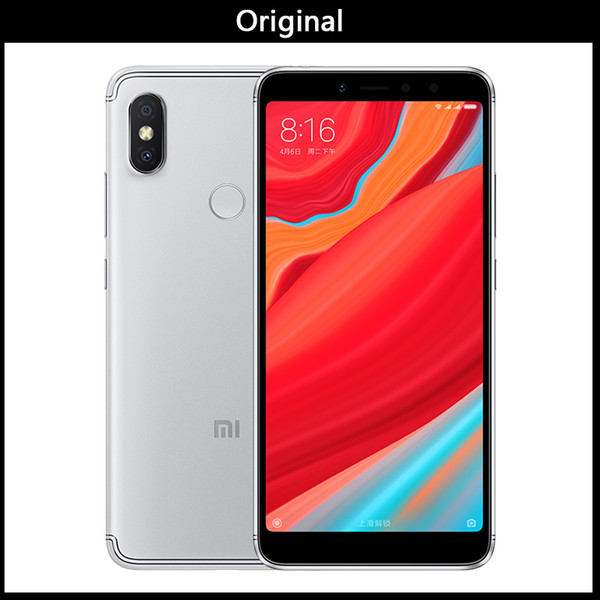 "Global Version Xiaomi Redmi S2 4GB 64GB Snapdragon 625 Octa Core 5.99"" 18:9 Full Screen Dual Camera Smartphone Selfie Cellphone"