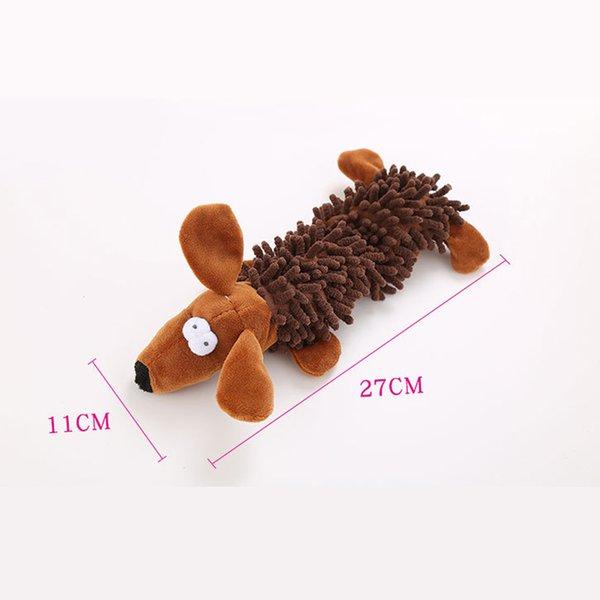 Brown Dog-S