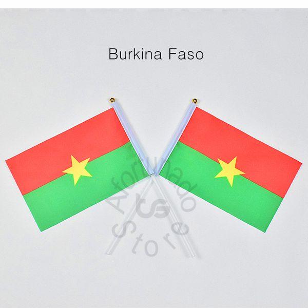 Flagge Burkina Faso NEU 90 x 150 cm Flaggen Fahne
