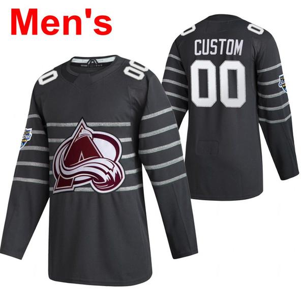 남자 # 039;의 2020-NHL-올스타 게임 - 블랙