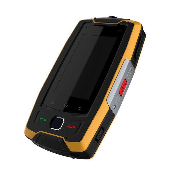 "2.45"" Rugged smartphone ip68 Shockproof Waterproof NFC Wifi GPS Fingerprint Torch PTT SOS Unlocked Android Dual sim phones CDMA TDD FDD LET"