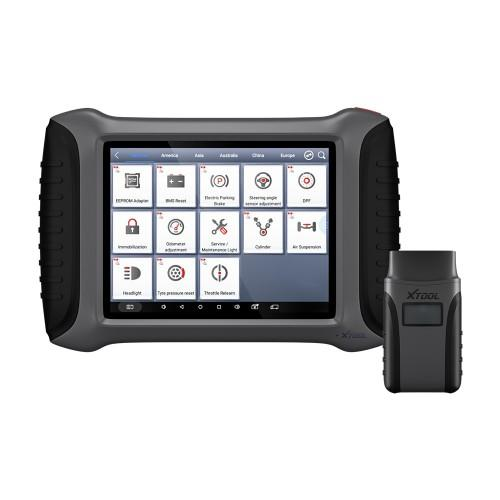 2019 XTOOL A80 H6 Full System Car Diagnostic tool Car OBDII Car Repair Tool Vehicle Programming/Odometer adjustment
