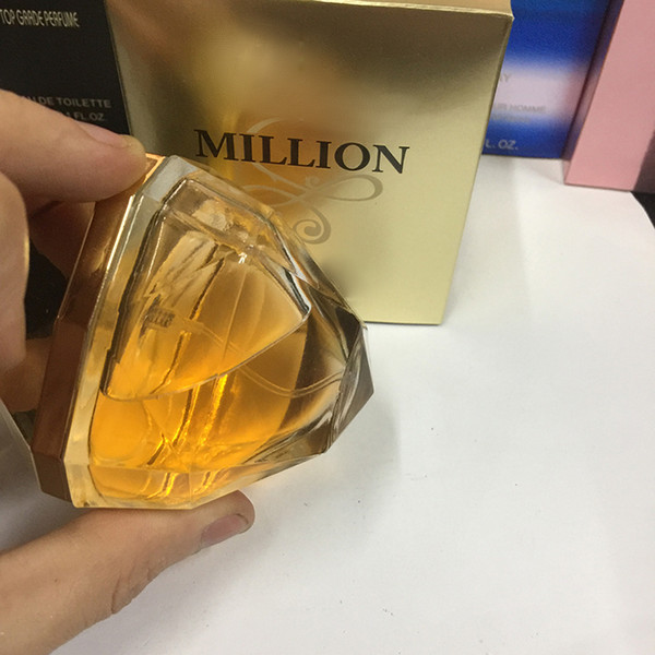 Tempting di count 1 million 100ml perfume for men lady 80ml with long la ting time good mell good quality perfect fragrance hipping