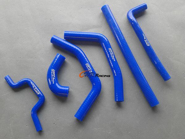De silicona manguera de radiador para KXF250 KX250F KXF 250 2009-2013 10 12 13