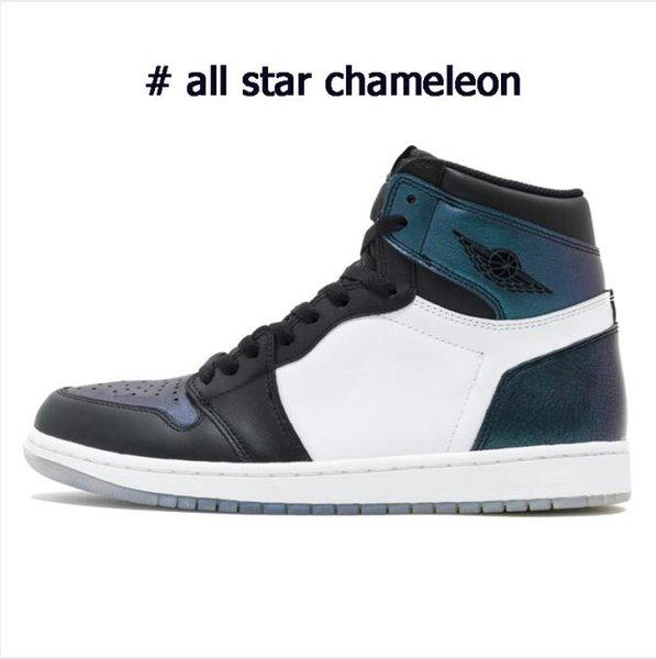 tous les étoiles caméléon