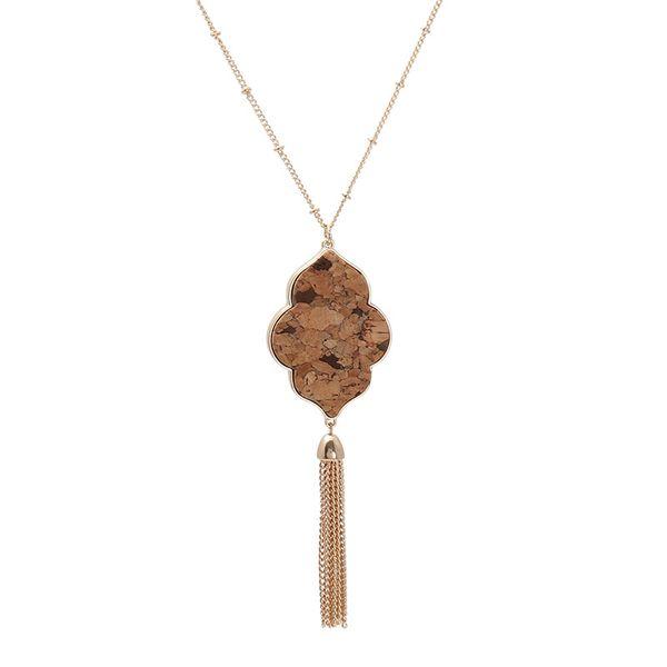 Ожерелье-Brown