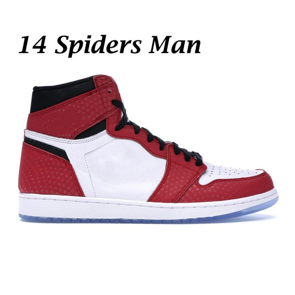 14 Spiders Man