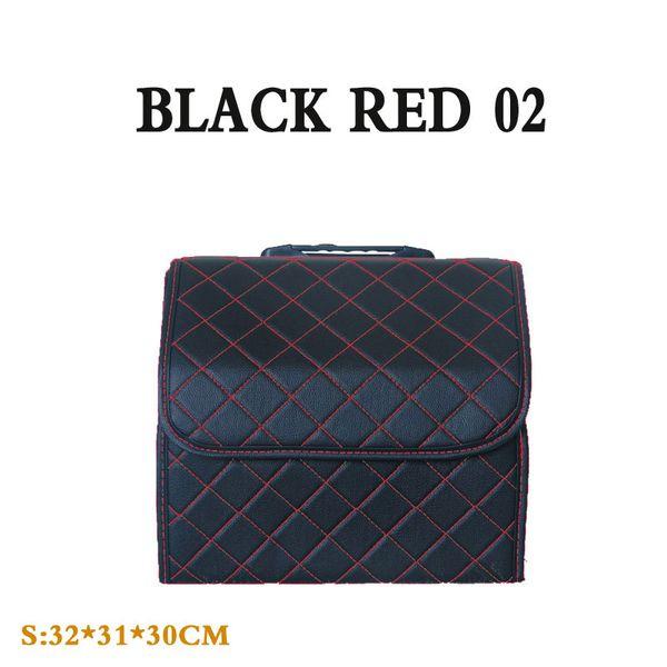 Schwarz rot 02 S