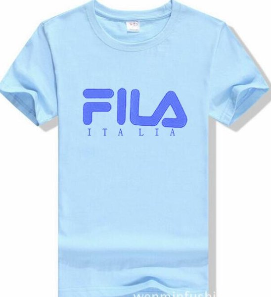 handsome Cheap T Shirt Fashion Brand Luxury pattern Men S -3XL Mens T-Shirt Summer O Neck 100% Cotton Summer Short Sleeves T-Shirt NO.44