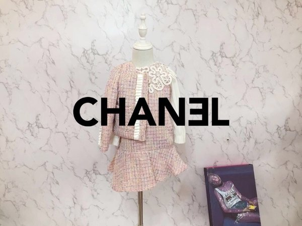 0818 Etek pastoral tarzı elbiseler pamuk ve keten Kız Elbise Uzun Kollu Saf Pamuk Çocuk Prenses tasarımcı lüks giyiniyor
