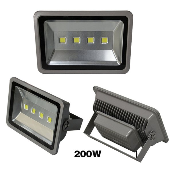 Led Floodlight Outdoor Project Ip65 Waterproof Lamp 100w 200w 300w 400w 500w 600w Outdoor Flood Lights Led Landscape Lighting Ac 85 265v Portable