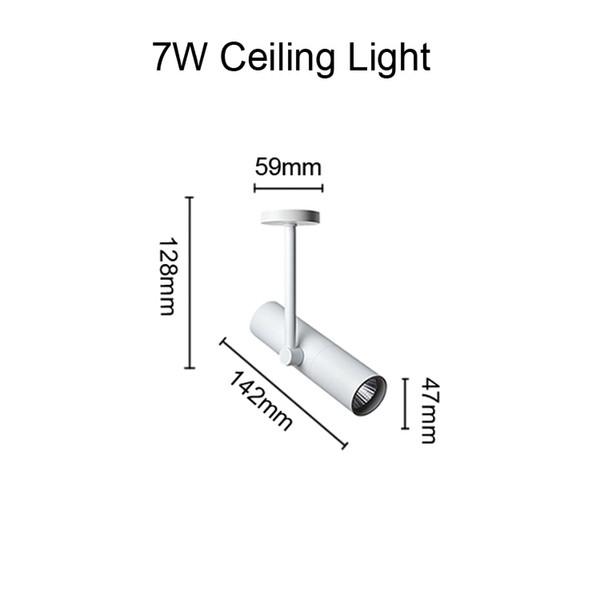 Потолочное освещение 7W