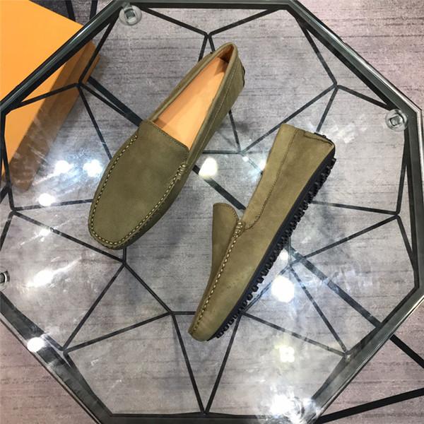 new arrival men luxury designer men causal shoes multicolor famous slip-on shoes high quality men designer shoes size eur38-44 B100514W