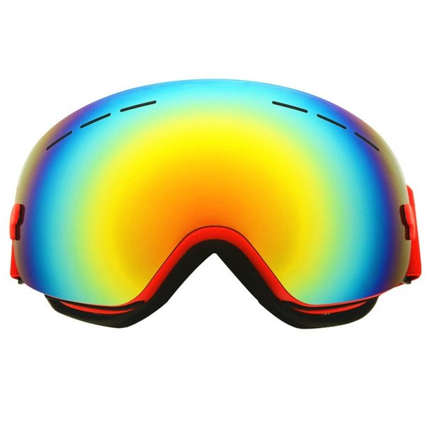 Erwachsene Myopie Outdoor Skibrille Snowboard Männer Frauen Anti-fog-Ski Brille Schnee Maske Skate Eyewear Ski Googles