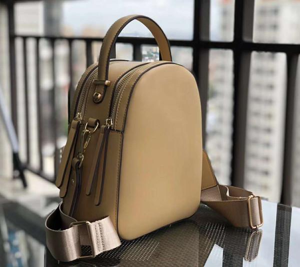 best selling 4 color Brand Designer women famous backpack style handbags for girls school bag Shoulder Bag PU School Bag Printed inside