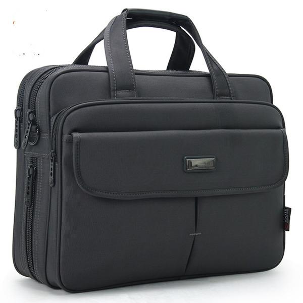3291 # Yeni Moda Büyük kapasiteli erkek çantası erkek iş laptop çantası Oxford Bilgisayar tek omuz Çantası erkek