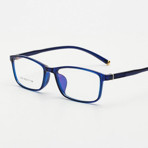 TR90 Moda Öğrencileri Gözlük Çerçevesi Çocuk Miyopi Gözlük Için Ultralight Optik Çocuk Gözlük Çerçeve BoysKız 1006