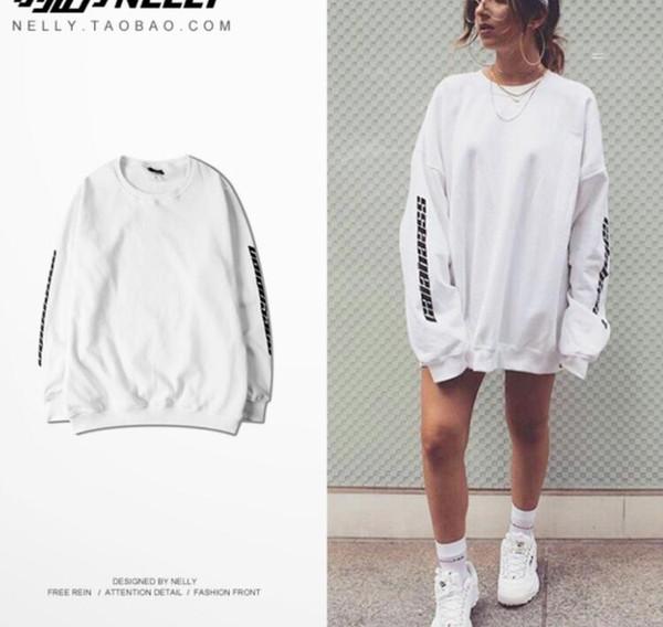 Avrupa ve Amerikan Sonbahar 2018 Yeni Moda Marka Japon Retro Uzun Kollu Erkekler ve kadın Hip-Hop Headdress Yüksek Sokak Stili