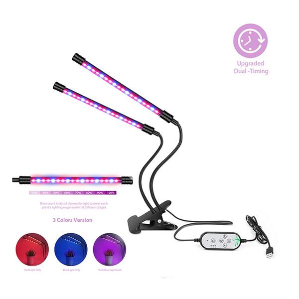 600W Lampe de Croissance Elcairage Culture Plantes 60 LED Floraison Lumière IP66