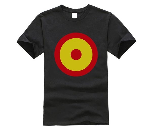 2019 Moda Sıcak satış İspanya Ordu Logosu, İspanyolca T Gömlek Tee gömlek