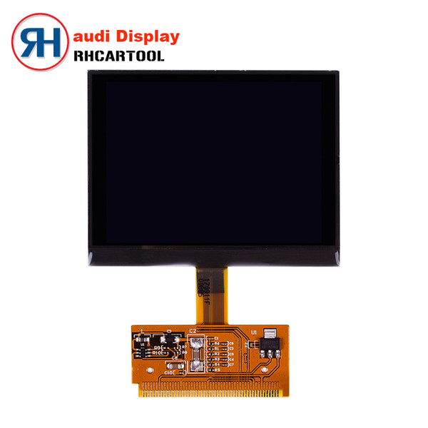 50 pcs VDO FIS Cluster LCD display For Audi A3/A4/A6 lcd display,for VW,VDO LCD display Auto Car diagnostic scanner tools