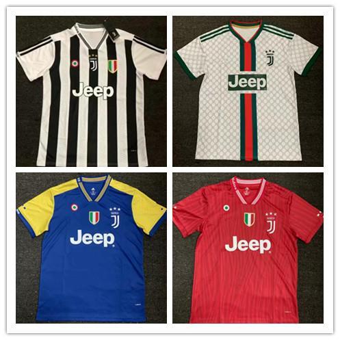 brand new fb968 173ca 2019 2019 2020 Ronaldo Juventus Football Team Jersey Champions League  Football Team Jersey 18 19 DYBALA BONUCCI Juve Maillot De Foot From Lol110,  ...