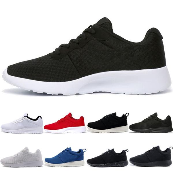 Tanjun 1.0 3.0 Run Running Shoes for Men women triple black white low lightweight تنفس London Olympic Sports Sneakers رجالي المدربين