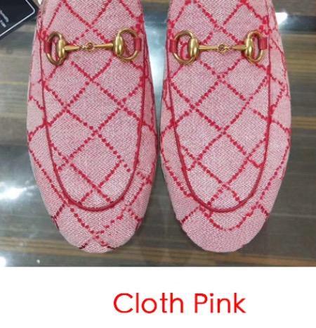 القماش الوردي