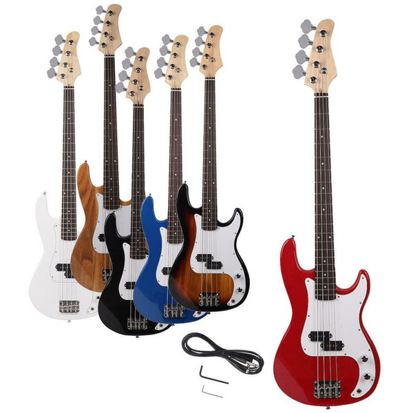 best selling New High Quality 4 Strings Right Handed Electric Bass Guitar
