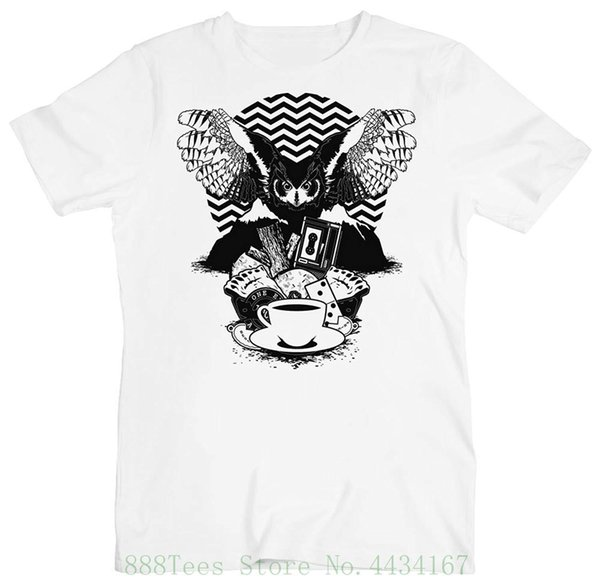 The Owls Are Not What They Seem Coffee Cup And Wholesaleo Recorder Men's T shirt O Neck Shirt Plus Size T shirt