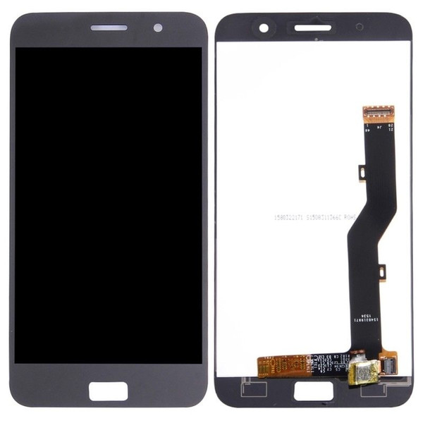 Original High Quality LCD Display Digitizer Touch Panel Screen Assembly For Lenovo ZUK Z1 5.5 Inch White Black with Free Tools