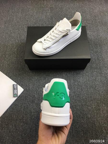 2019 nuevo súper nudo súper estrella zapatos de hombre zapatos casuales de alta calidad de los hombres zapatos Y3 hombres botas
