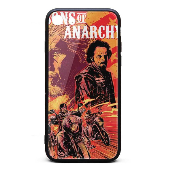 Sons of Anarchy motorcycle club Comic cover white iphone cases,iphone 6,iphone6s,iphone 6plus,iphone 6splus,iphone7,iphone 8 cases cute pho