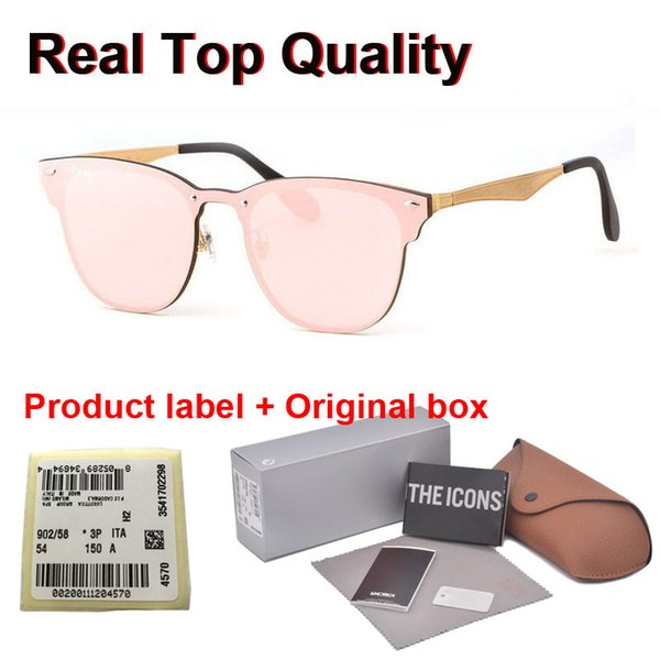 new arrial 3576 aluminum magnesium sunglasses women men brand designer uv400 lens retro vintage sports sun glasses goggle with case and box, White;black