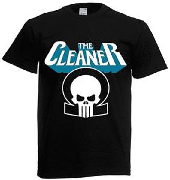 KENNY OMEGA T-shirt-XS-XXXL - Limpador NJPW Novo Japão Pro Wrestling BALA CLUBShort-SleeveO-pescoço