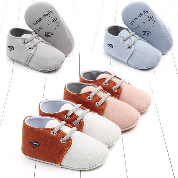 INS tuval bebek ayakkabı rahat erkek bebek ayakkabı toddler ayakkabı bebek erkek bebek tasarımcı ayakkabı bebek ayakkabı toddler sneakers bebek eğitmenler A7627