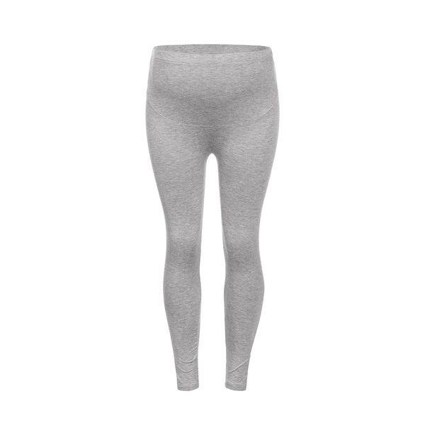 Hamile Kadın Pantolon Katı Renk Ve İnce Annelik Gebelik Pantolon L318