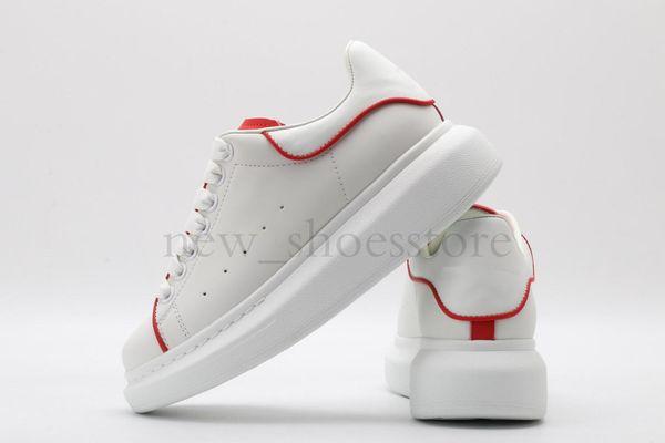 Yeni Lüks Tasarımcı Erkekler Kadınlar Günlük Ayakkabılar En İyi Kalite Moda Sneakers Parti Platformu elbise ayakkabı deri patchwork rengi Chaussures C19