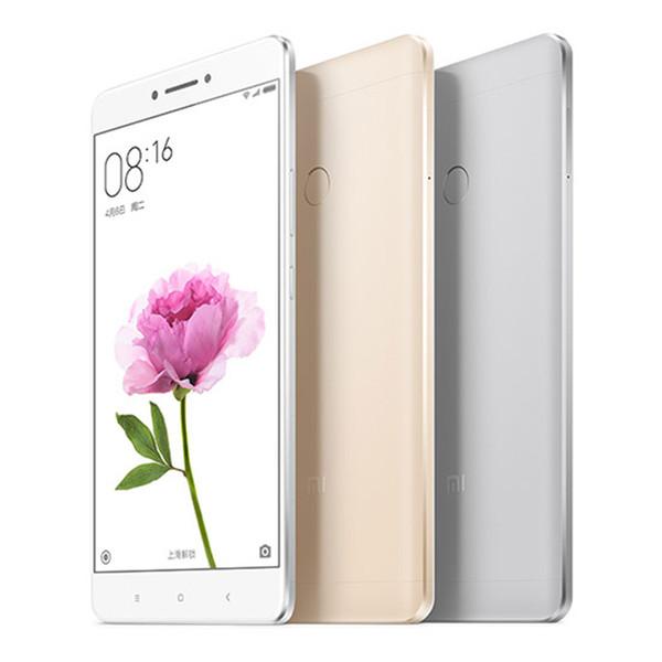 Octa core 4G network Ram 3/4GB Rom 32/64GBGB unlocked original xiaomi max smart phone 6.44 inchcell phone Android