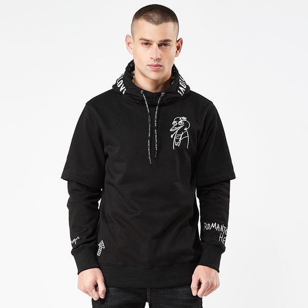 Fashion Mens Hoodie Designer Sweatshirt Spring Autumn Letter Printted Men Streetwear Long Sleeve Casual Youth Hoodies Tops Clothing M-3XL